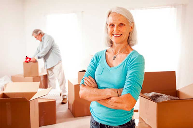 A Guide to Packing and Moving Out: Moving and Seniors