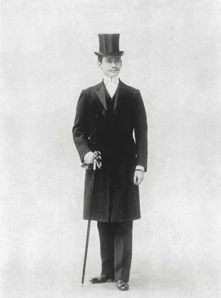 Portrait of Louis Cartier
