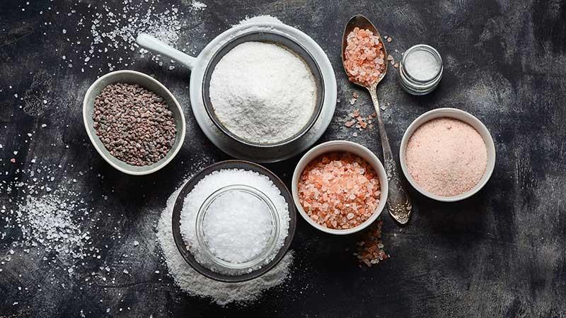 Salt Outside The Kitchen