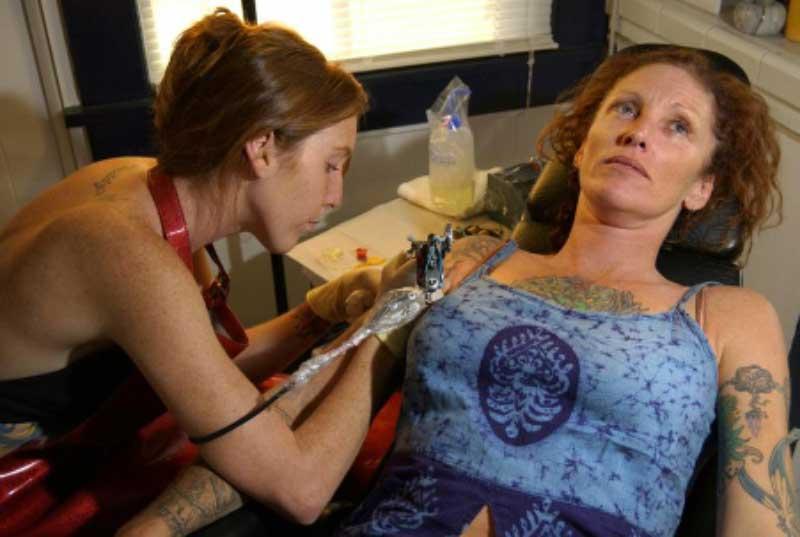 Visit A Phuket Tattoo Studio