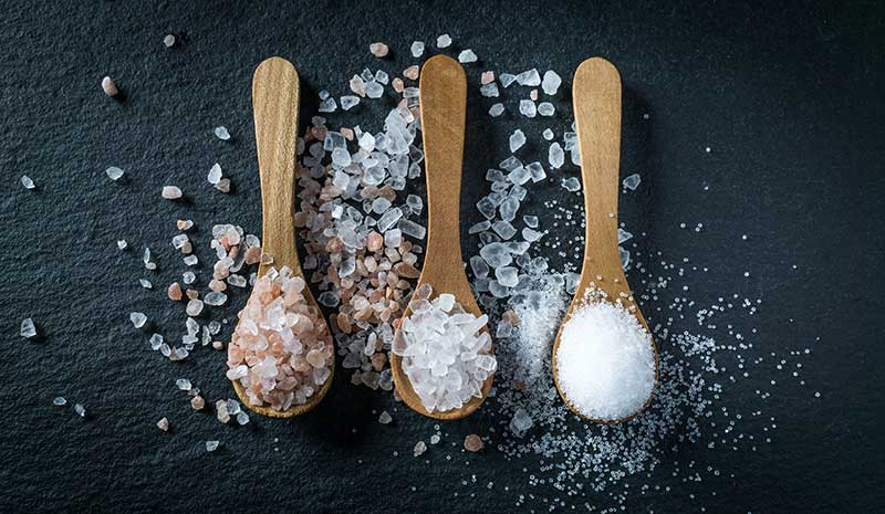 What Are The Different Uses Of Salt