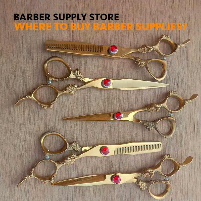 Barber Supply Store: Where to Buy Barber Supplies?