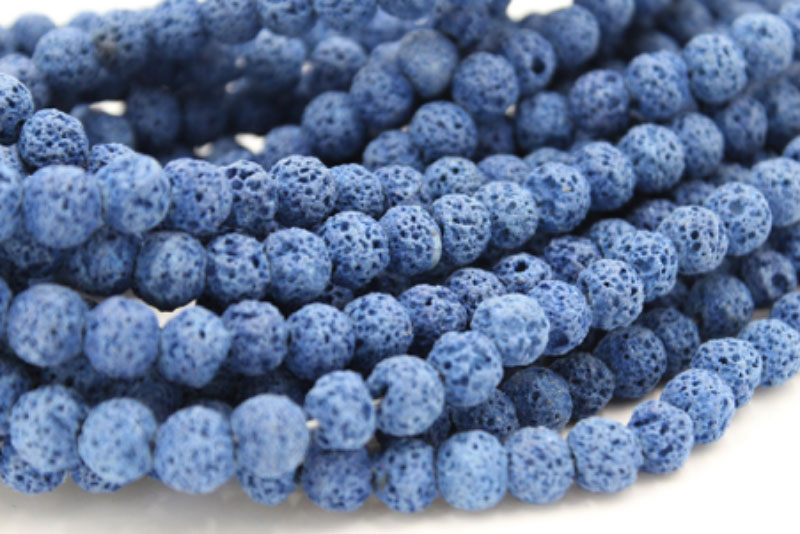 The Amazing Benefits of Lava Stone Beads