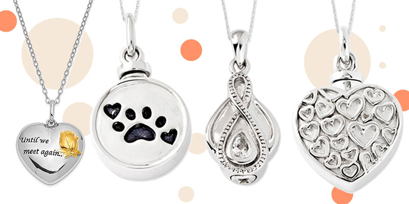 Ash Holder Jewelry