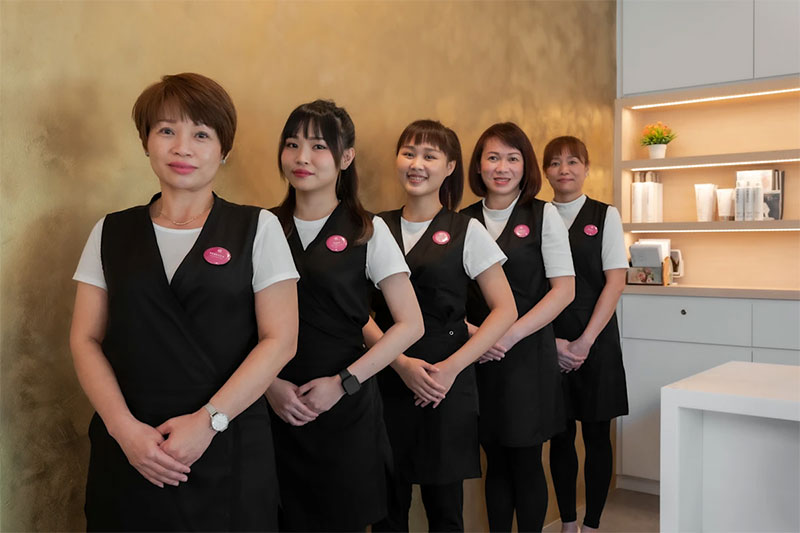 Experienced Therapists Tampines