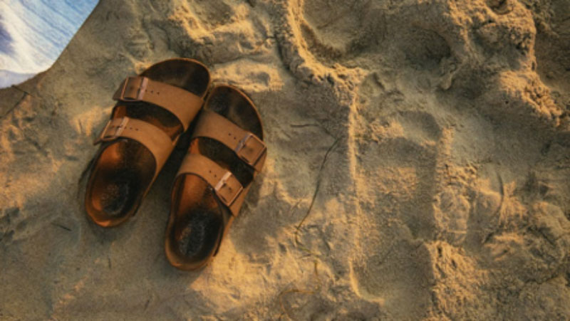 The Interesting History of the Sandal