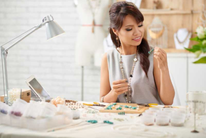 How to Make Jewelry at Home: Everything You'll Need