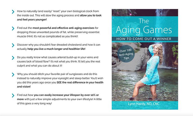 Inside The Aging Games Program
