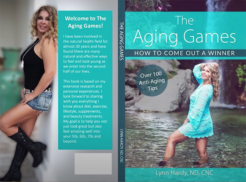 """The Aging Games: How to Come Out a Winner"""" by Lynn Hardy"""