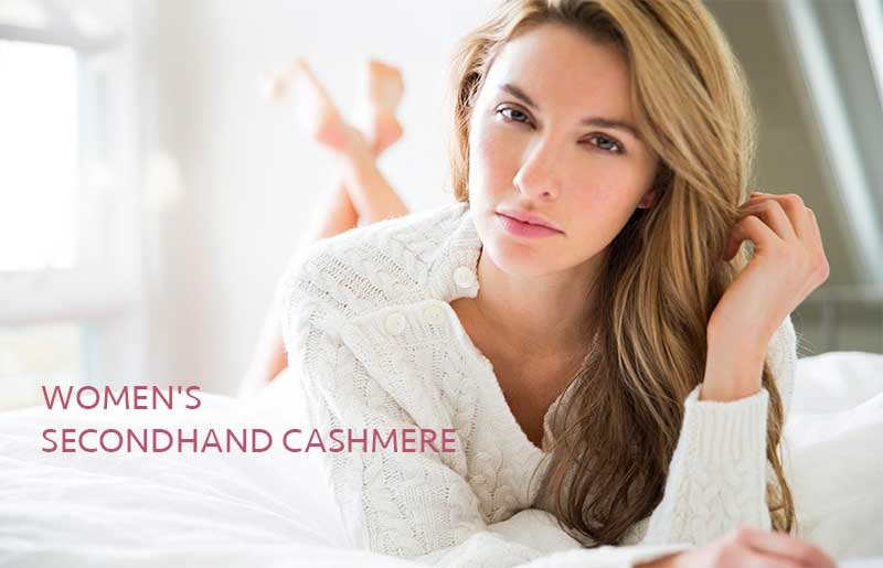 All About Women's Secondhand Cashmere