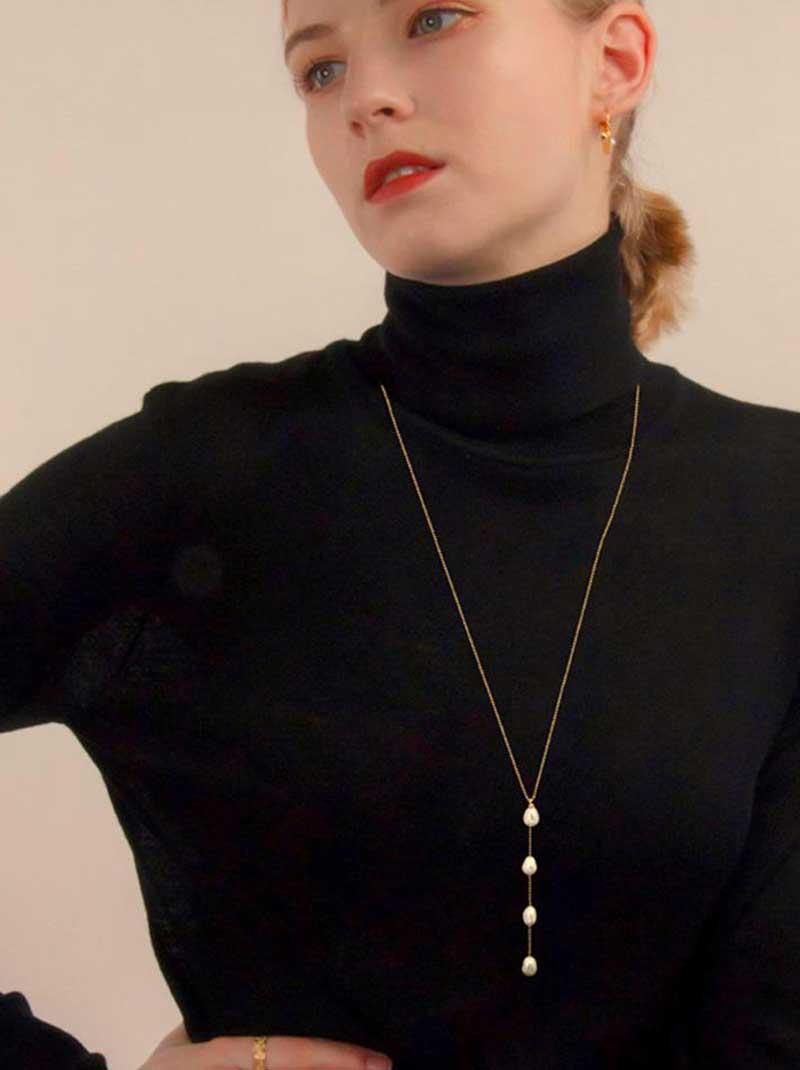 Long, Pendant Necklaces