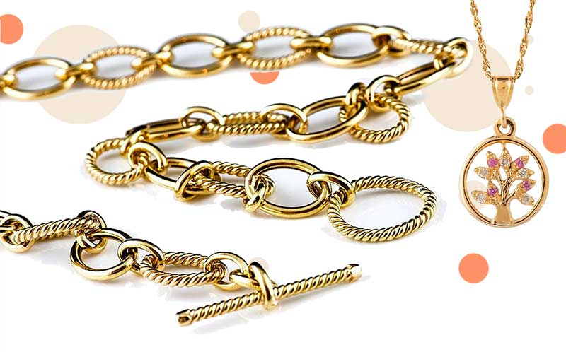 How to buy wholesale 18k gold jewelry online