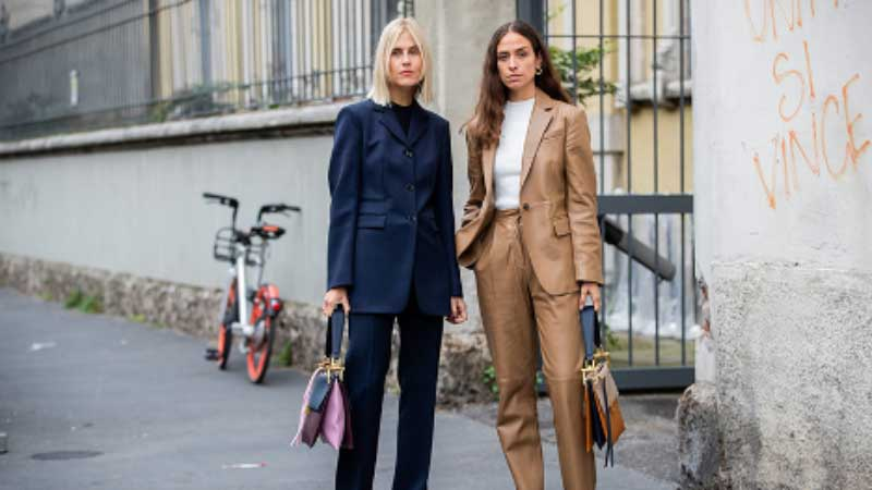 How to look stylish in casual pieces