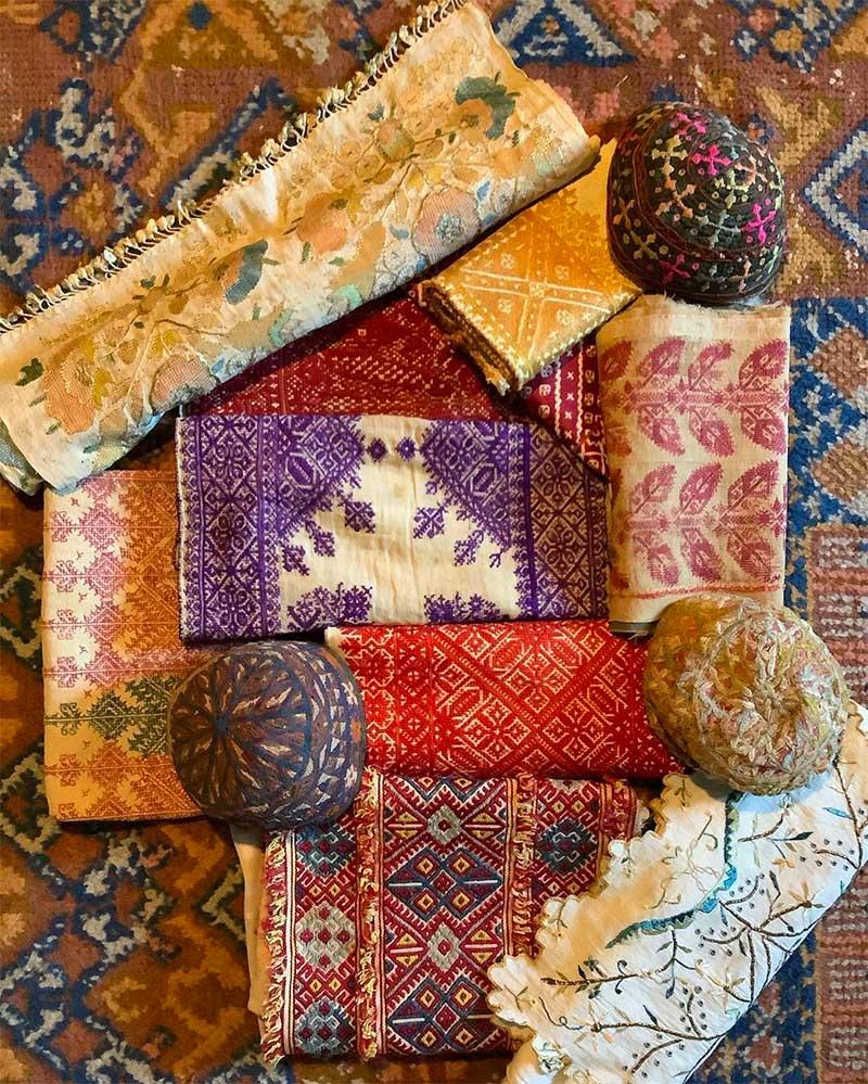 Moroccan Embroidery | Unique Lifestyle Accessories