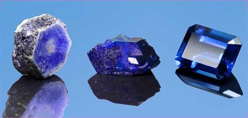 10 Blue Gemstones You Never Knew Existed: Blue Gemstone Names
