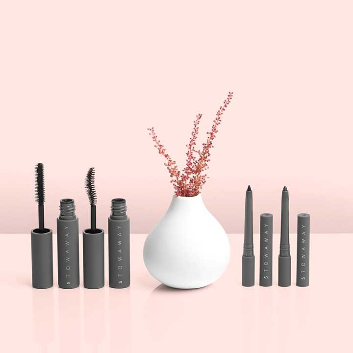 Meet Stowaway Cosmetics, the Brand That Reduces Makeup Waste With 'Right-Size' Products