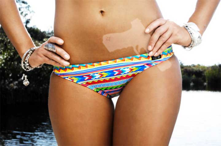 Take Your Next Tattoo For A Test Drive With These Tan Line Stickers