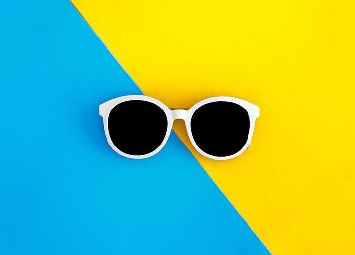 Ways To Style White Sunglasses