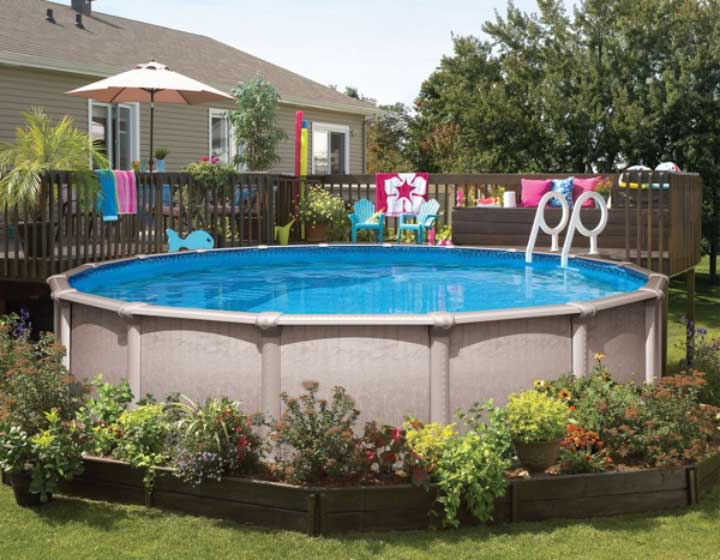 Why You May Need To Choose A Round Above Ground Pool