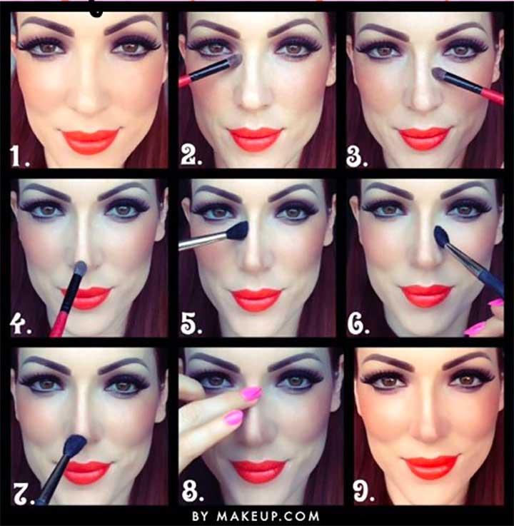How To Fake a Nose Job