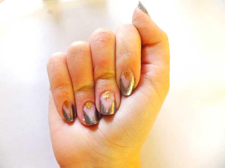 Why does my nail polish bubble