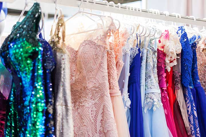 How to Look Great in an Evening Gown