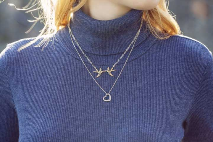 5 Style Tips for Wearing a Necklace