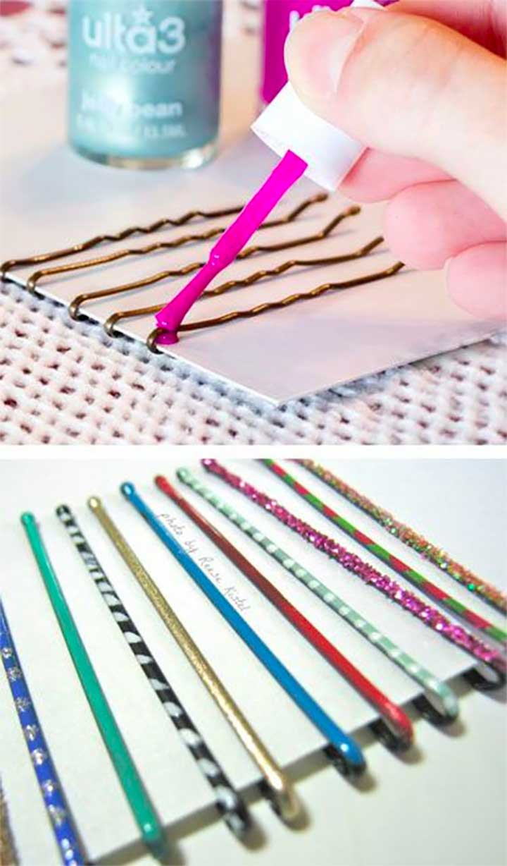 Best Bobby Pins Uses, Hacks, Tips