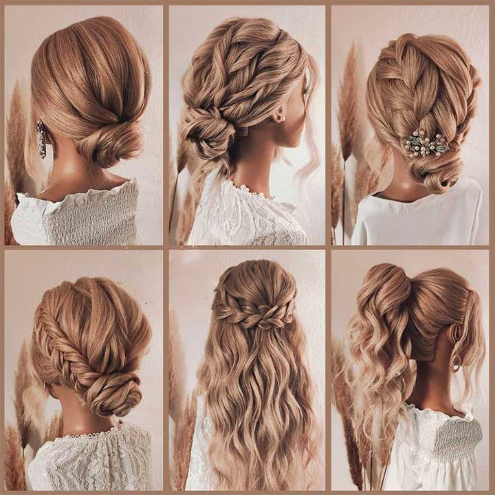 14 Easy Braided Updo Tutorials That'll Complete Any Gorgeous Prom Look