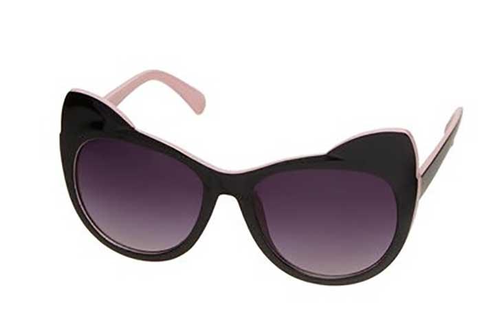 Camden Cat Ear Sunglasses
