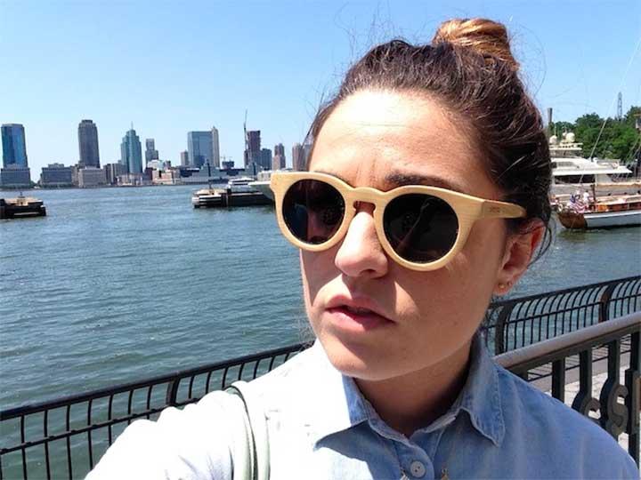 Do wooden sunglasses float?