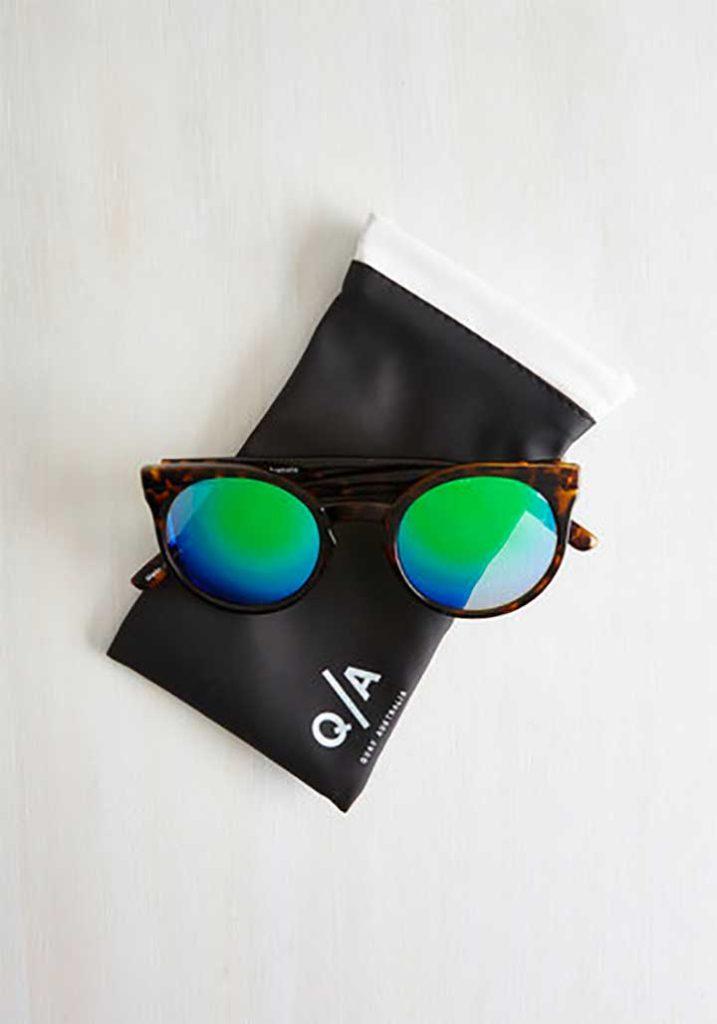Forecast a Glance Sunglasses in Tortoiseshell