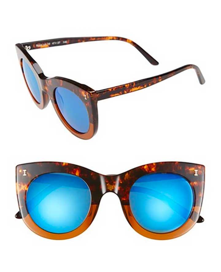 Illesteva 'Boca' Sunglasses