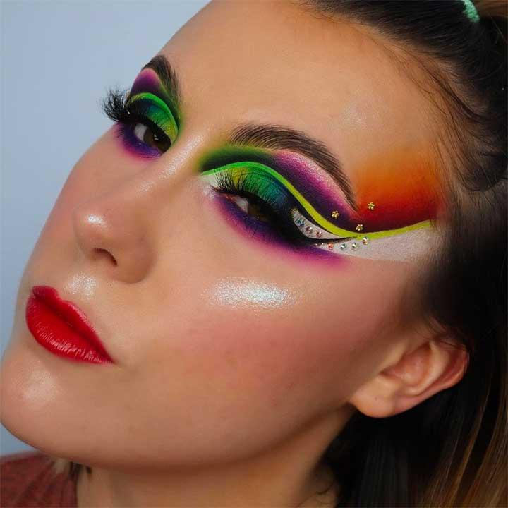 Melt-Proof Makeup Ideas For The Warm Summer Months