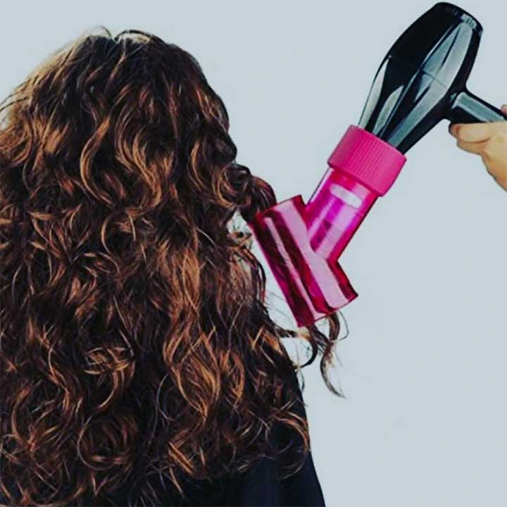 Unusual and Weird Beauty Tools: Air Curler