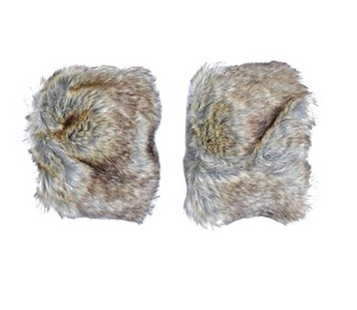 Amazon Faux Fur Cuffs