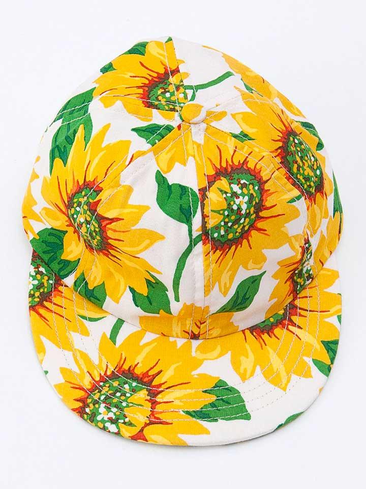 American Apparel Floral Printed Cap