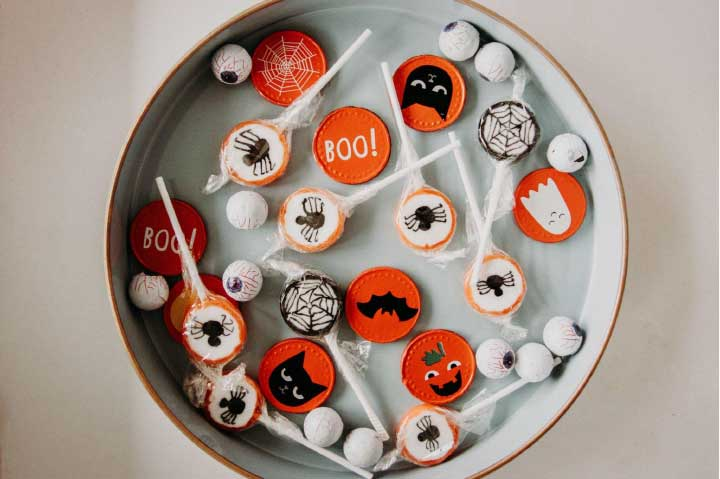 Bake Halloween Goodies