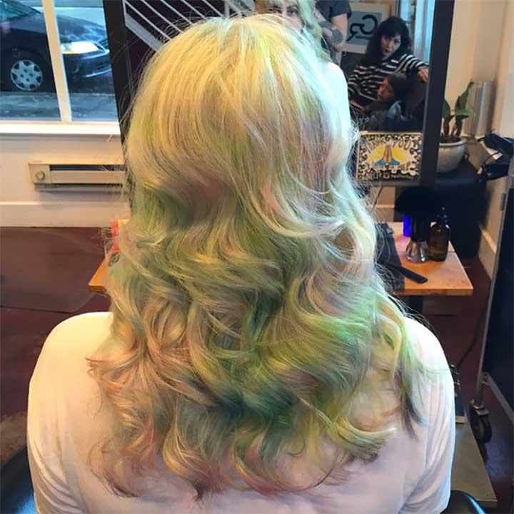 Best Pastel Opal Hair ideas