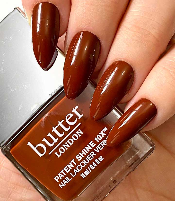 """What Nail Polish Brands are """"5 Free""""?: Butter London"""