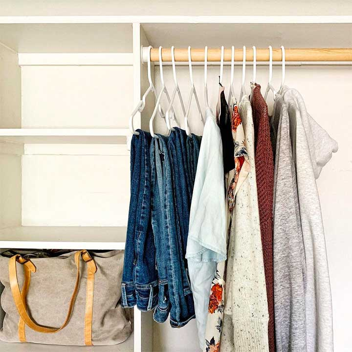 How Do You Clean Out Your Closet