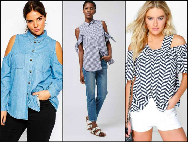 13 Cold Shoulder Tops That Put a Fresh Spin On Cutouts