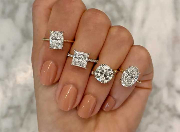 Design Your Own Unique Engagement Ring