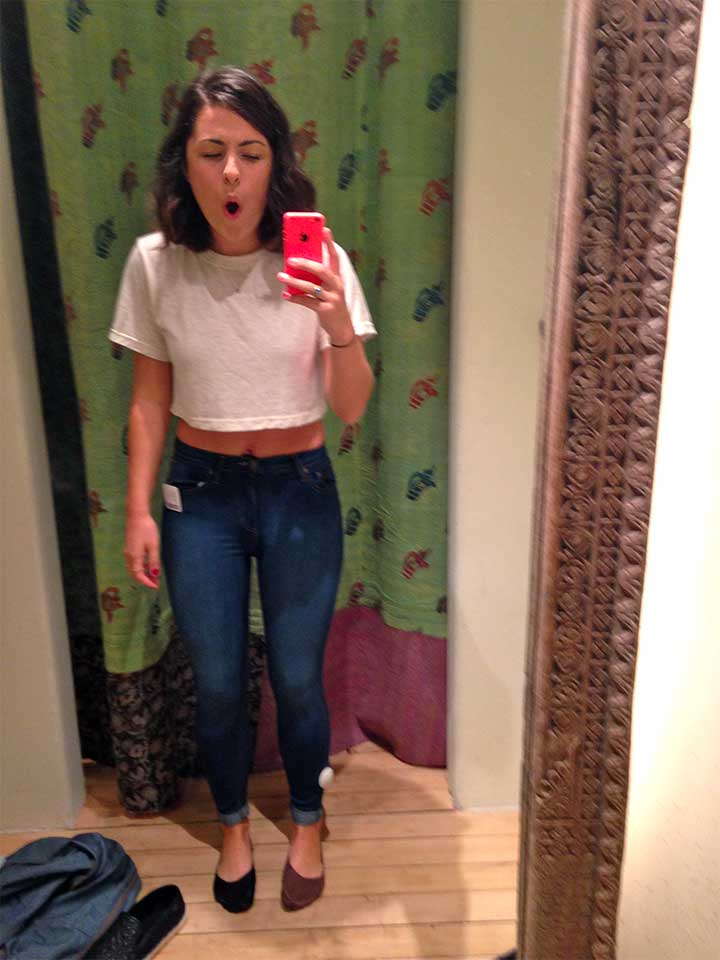 Sizes at popular stores: Do Free People tops run big or small?