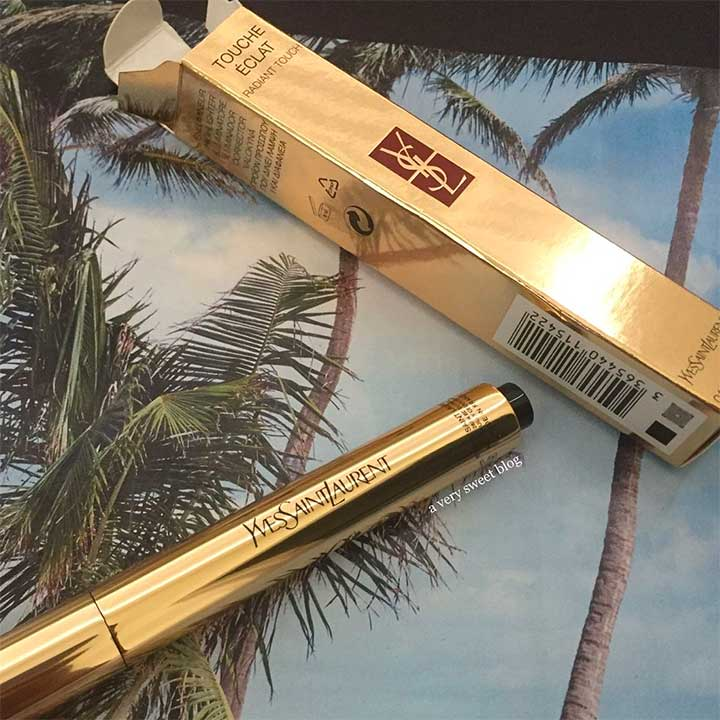 Does Yves Saint Laurent Touche Éclat Radiant Touch Really Work?