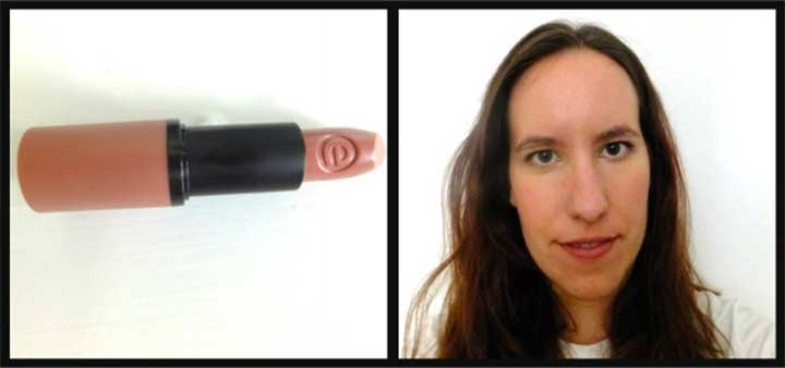 Essence Nude Long-Lasting Lipstick In 05 Cool Nude