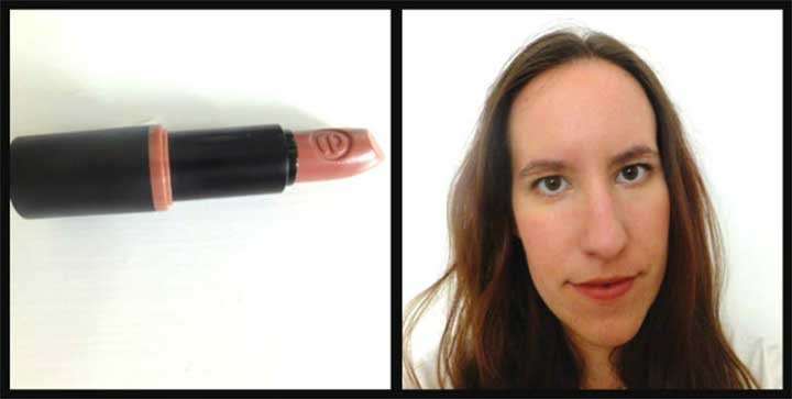 Essence Nude Long-Lasting Lipstick In 06 Barely There Test