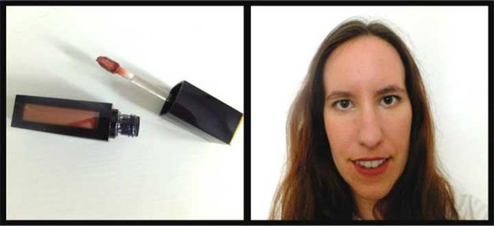 Estee Lauder Pure Color Envy Liquid Lip Potion In 120 Extreme Nude Test