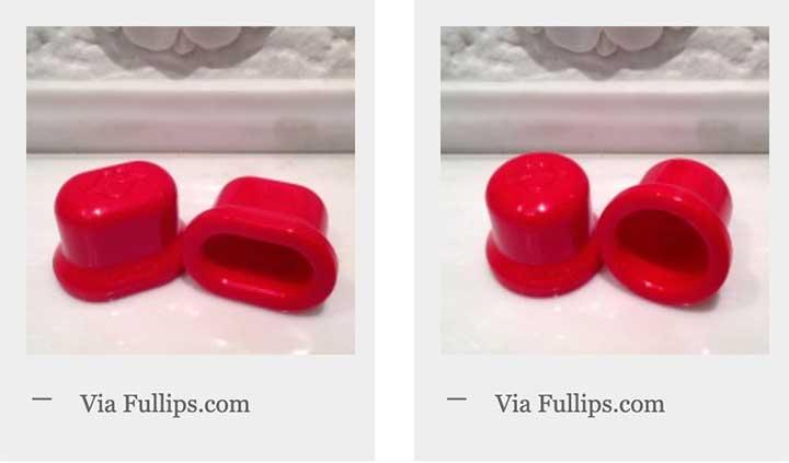 Fullips Lip Enhancers: new medium oval