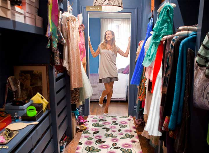 Guide To Cleaning Out Your Closet